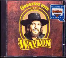 Waylon - Greatest Hits  - 11 Titres . - Country & Folk