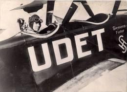 Aviateur General Ernst Udet - Aviation - Avion - Reproductions
