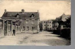 N° 802 - CLERES - Route De Monteauvaire - Clères