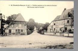 N° 846 - SAINT WANDRILLE RANCON - Route De Duclair - Saint-Wandrille-Rançon