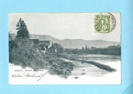GENEVE SUISSE Schweiz Svizzera - Bords De L'Arve.Old Postcard - GE Ginevra