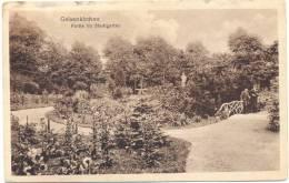 Gelsenkirchen, Partie Im Stadtgarten, Um 1920/30 - Gelsenkirchen