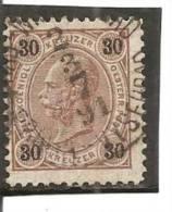 Austria Nº Yvert 55 (A) (Usado) (o) - 1850-1918 Imperio