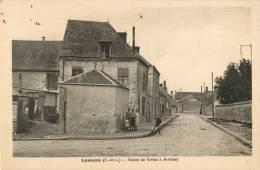 28 LUMEAU - ROUTE DE VOVES A ARTENAY - France