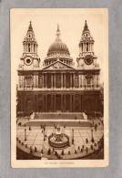 """37643    Regno Unito,   London - St.  Paul""""s  Cathedral,  NV - St. Paul's Cathedral"""