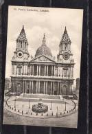 """37645    Regno Unito,   London - St.  Paul""""s  Cathedral,  NV(scritta) - St. Paul's Cathedral"""