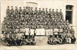 DOLE (Jura 39) : 14e Régiment De Chasseurs à Cheval - 1er Escadron - Capitaine De Montaigu En 1910 - Caserne Bertrand. - Dole