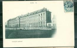 Lille - L'hospice Général   - Uo49 - Lille