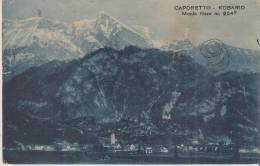 Slovenia - Caporetto - Kobarid - Monte Nero M. 2247 - Slovenia