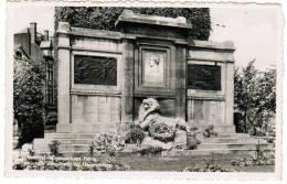 Courtrai, Kortrijk, Standbeeld Der Gesneuvelden (pk9870) - Kortrijk