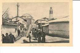 StraBe In Mitroviza - Postales