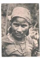 ASIA-608     KATHMANDU : Tharu Woman ( Piercing) - Népal