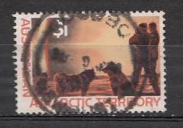 AUSTRALIAN ANTARCTICA   USED - Australian Antarctic Territory (AAT)