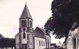 ESCLAVOLLES-LUREY  Exterieur De L'église (angle Plié En Haut à Droite) - France