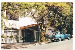 AFR-664    BLANTYRE : Ryalls Hotel ( With Datsun 180) - Malawi