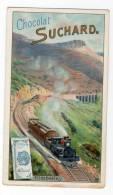 Chromo SUCHARD, 121 / 10: Train, Kimberley - Suchard