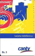 CANTV: Magnetic 5 - Venezuela