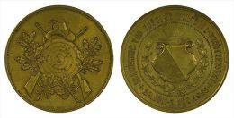 M01359 1888 Par Defailly Tir Schot Schuss Schiessenfest Cible (16 G.) - Deutschland