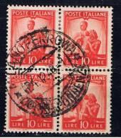 I Italien 1945 Mi 698 Familie - 6. 1946-.. Republic