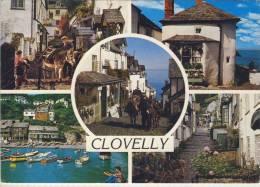 CLOVELLY - 1998 - England