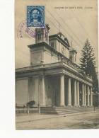 San Jose De Costa Rica Catedral Edit Alsina P. Used From Alajuela 1922 To Belgian Congo - Costa Rica