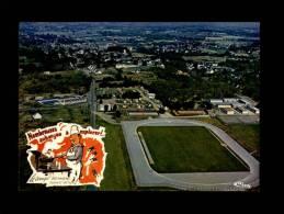 44 - GUEMENE-PENFAO - Vue D'ensemble De L'agglomération - Camping De L'Hermitage - Stade - Guémené-Penfao