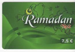 Ramadan N°2 - 7,5 € - Frankrijk