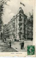 CPA 03 VICHY HOTEL DU PARC 1916 - Vichy