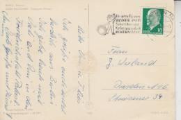 AUTO - REIFEN / Tyres / Pneus / Pneumatici / Neumaticos / Banden - Poststempel 1963 Ostberlin / DDR - Ansichtskarten