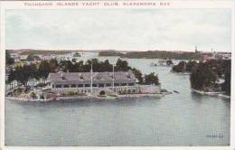 New York Alexandria Bay Thousand Island Yacht Club