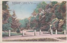 """Leopoldsburg - Bourg- Leopold -  """" Entrée Du Parc - Ingang Van Het Park"""" - Leopoldsburg"""