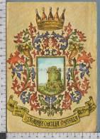 S1965 MENU DEL RISTORANTE CECILIA METELLA ROMA 1980 NOZZE APRIBILE - Menu