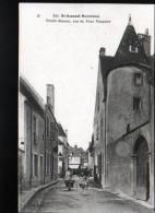 18 - SAINT AMAND MONTROND - VIEILLE MAISON RUE DU PONT PASQUIER - Saint-Amand-Montrond
