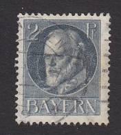 Bavaria, Scott #94, Used, King Ludwig III, Issued 1918 - Bavaria