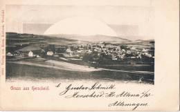 Herscheid  Gruss Aus    20952 1901 - Allemagne