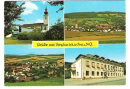 Österreich - A-3443 Sieghartskirchen - NÖ - Gasthof Zur Post - Austria