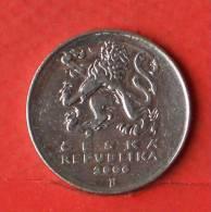 CZEH REPUBLIC  5  KORUM  2006   KM# 8  -    (Nº01651) - Tschechische Rep.