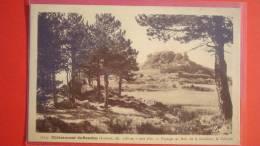 CPA  CHATEAUNEUF DE RANDON BOIS DE LA SOUCHERE LE CALVAIRE   NON VOYAGEE  .EDITION MARGERIT PARFAITE - Chateauneuf De Randon
