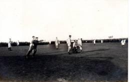 Camp De Prisonniers D'Ohrdruf 1ere Guerre Mondiale 1914-1918 Match De Football - Guerre 1914-18