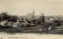 77- BRIE-COMTE-ROBERT- Vue Panoramique- CLC- Dos Non Divisé - Brie Comte Robert