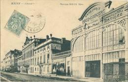 Brasserie ,eden Concert D.gauthier , Le Casino - Macon