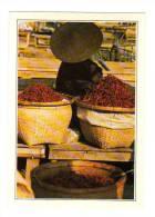 Thailande: Le Marche De Mae Sai, Piments Rouges, The Market At Mae Sai (13-915) - Thaïland