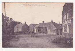 BERGUES-SUR-SAMBRE - LE CENTRE - CPA ANIMEE - Other Municipalities