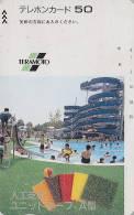 Télécarte Japon / 330-8840 - Jeu Jeux PARC D´ATTRACTIONS - AMUSEMENT PARK Japan Phonecard - VERGNÜGUNGSPARK - ATT 283 - Jeux