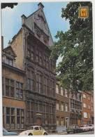 Mechelen : VW KÄFER/COX/BEETLE/KEVER, FIAT 128, OPEL ADMIRAL - Huis 'De Zalm' - Auto/Car - Belgique/België - Passenger Cars