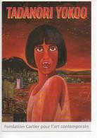 REF 115   - CPM PROMO Cart'com TADANORI YOKOO Hong Kong Bay - Publicidad