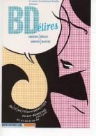 REF 115   - CPM PROMO  Cart'com BDélires 1999 Paris - Publicidad