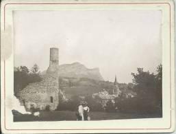 Photo Avant 1900 - Environs De Grenoble - La Tour Sans Venin Et Le Massif De Chartreuse - Fotos