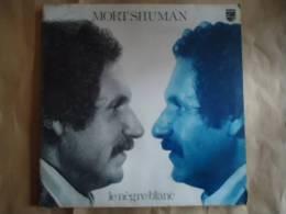 """MORT SHUMAN / """" LE NEGRE BLANC """"  - LP  - VINYLE 33 T - Autres - Musique Française"""