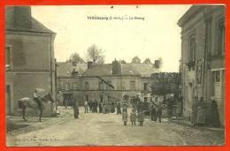 CPA 37 VILLEBOURG - Le BOURG ° Aug. Cocu édit. - Autres Communes